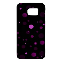 Decorative Dots Pattern Galaxy S6 by ValentinaDesign