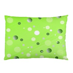 Decorative Dots Pattern Pillow Case (two Sides) by ValentinaDesign