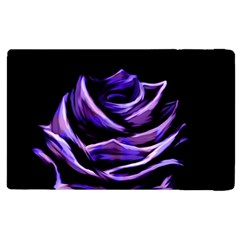 Rose Flower Design Nature Blossom Apple Ipad 2 Flip Case by Nexatart