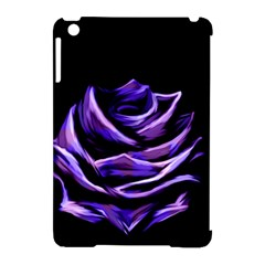 Rose Flower Design Nature Blossom Apple Ipad Mini Hardshell Case (compatible With Smart Cover) by Nexatart