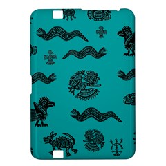 Aztecs Pattern Kindle Fire Hd 8 9  by ValentinaDesign