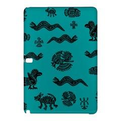Aztecs Pattern Samsung Galaxy Tab Pro 12 2 Hardshell Case by ValentinaDesign