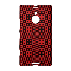 Abstract Background Red Black Nokia Lumia 1520 by Nexatart