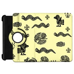 Aztecs Pattern Kindle Fire Hd 7  by ValentinaDesign