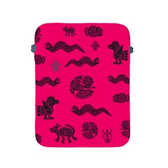 Aztecs Pattern Apple Ipad 2/3/4 Protective Soft Cases by ValentinaDesign
