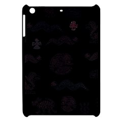 Aztecs Pattern Apple Ipad Mini Hardshell Case by ValentinaDesign