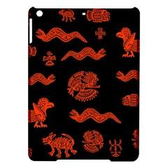 Aztecs Pattern Ipad Air Hardshell Cases by ValentinaDesign