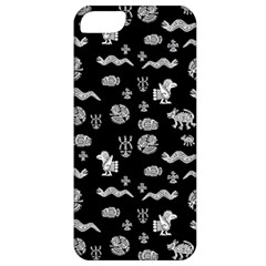 Aztecs Pattern Apple Iphone 5 Classic Hardshell Case by ValentinaDesign