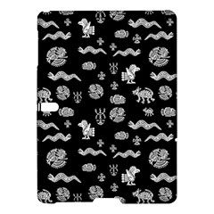Aztecs Pattern Samsung Galaxy Tab S (10 5 ) Hardshell Case  by ValentinaDesign
