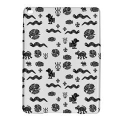 Aztecs Pattern Ipad Air 2 Hardshell Cases by ValentinaDesign