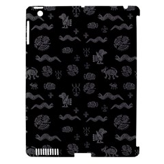 Aztecs Pattern Apple Ipad 3/4 Hardshell Case (compatible With Smart Cover) by ValentinaDesign