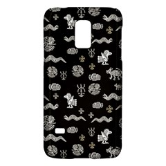 Aztecs Pattern Galaxy S5 Mini by ValentinaDesign