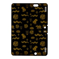 Aztecs Pattern Kindle Fire Hdx 8 9  Hardshell Case by ValentinaDesign