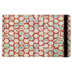 Honeycomb pattern       Kindle Fire (1st Gen) Flip Case by LalyLauraFLM