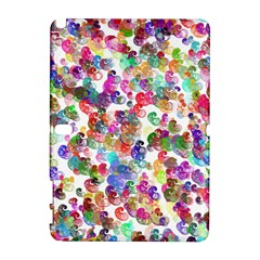 Colorful Spirals On A White Background       Htc Desire 601 Hardshell Case by LalyLauraFLM