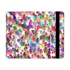 Colorful Spirals On A White Background       Samsung Galaxy Tab Pro 12 2 Hardshell Case by LalyLauraFLM
