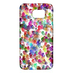 Colorful Spirals On A White Background       Htc One M9 Hardshell Case by LalyLauraFLM
