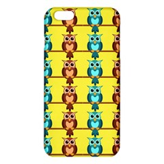 Owls Pattern      Iphone 6/6s Tpu Case by LalyLauraFLM