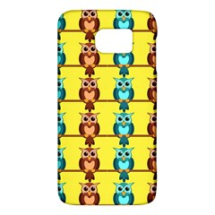 Owls Pattern      Htc One M9 Hardshell Case by LalyLauraFLM