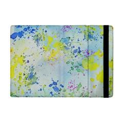 Watercolors Splashes        Apple Ipad 3/4 Flip Case by LalyLauraFLM
