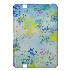 Watercolors splashes        Samsung Galaxy Premier I9260 Hardshell Case by LalyLauraFLM
