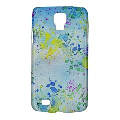 Watercolors Splashes        Samsung Galaxy Ace 3 S7272 Hardshell Case by LalyLauraFLM