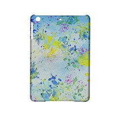 Watercolors Splashes        Apple Ipad Air Hardshell Case by LalyLauraFLM