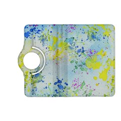 Watercolors splashes        Samsung Galaxy Note 3 Soft Edge Hardshell Case by LalyLauraFLM