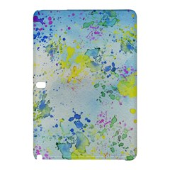 Watercolors Splashes        Nokia Lumia 1520 Hardshell Case by LalyLauraFLM
