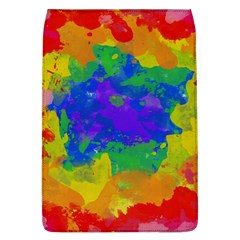 Colorful Paint Texture     Samsung Galaxy Grand Duos I9082 Hardshell Case by LalyLauraFLM