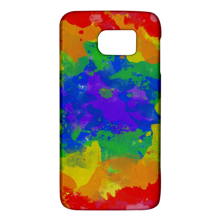 Colorful paint texture     HTC One M9 Hardshell Case