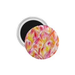 Pretty Painted Pattern Pastel 1 75  Magnets by Nexatart