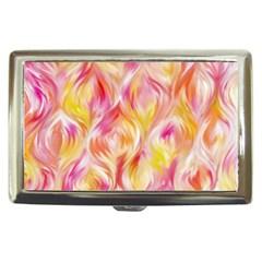 Pretty Painted Pattern Pastel Cigarette Money Cases