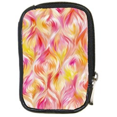 Pretty Painted Pattern Pastel Compact Camera Cases