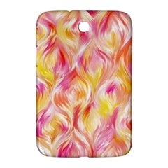 Pretty Painted Pattern Pastel Samsung Galaxy Note 8 0 N5100 Hardshell Case  by Nexatart