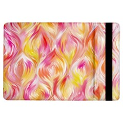 Pretty Painted Pattern Pastel Ipad Air Flip by Nexatart