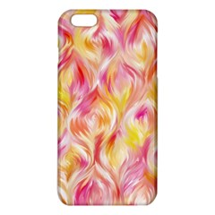 Pretty Painted Pattern Pastel Iphone 6 Plus/6s Plus Tpu Case by Nexatart
