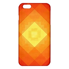 Pattern Retired Background Orange Iphone 6 Plus/6s Plus Tpu Case