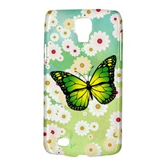 Green Butterfly Galaxy S4 Active by linceazul