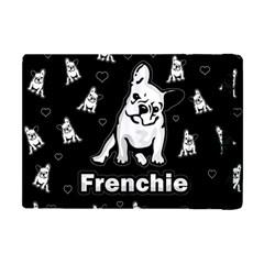 Frenchie Apple Ipad Mini Flip Case by Valentinaart