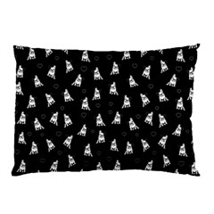 French Bulldog Pillow Case (two Sides) by Valentinaart