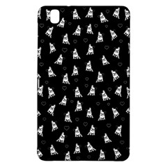 French Bulldog Samsung Galaxy Tab Pro 8 4 Hardshell Case by Valentinaart