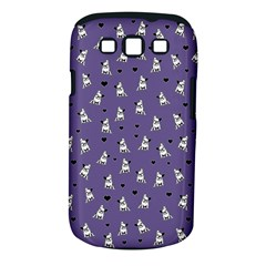 French Bulldog Samsung Galaxy S Iii Classic Hardshell Case (pc+silicone) by Valentinaart