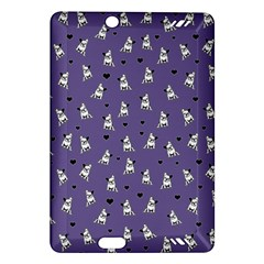 French Bulldog Amazon Kindle Fire Hd (2013) Hardshell Case by Valentinaart
