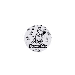 French Bulldog 1  Mini Buttons