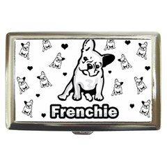 French Bulldog Cigarette Money Cases by Valentinaart