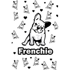 French Bulldog 5 5  X 8 5  Notebooks by Valentinaart