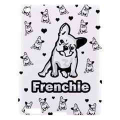 French Bulldog Apple Ipad 3/4 Hardshell Case by Valentinaart