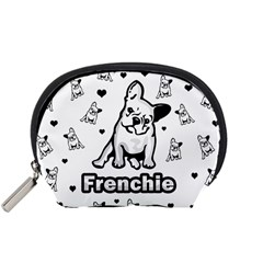 French Bulldog Accessory Pouches (small)  by Valentinaart