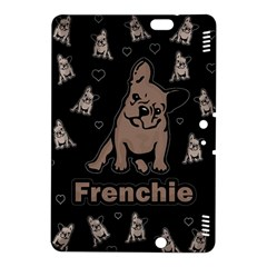 French Bulldog Kindle Fire Hdx 8 9  Hardshell Case by Valentinaart